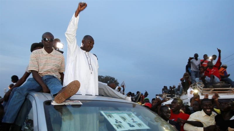 Adama Barrow is new elected president of gambia after defeating yahya jameh in election