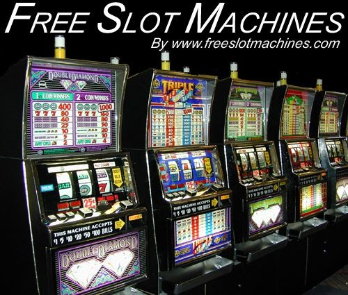 Slot Machines Play Online Free