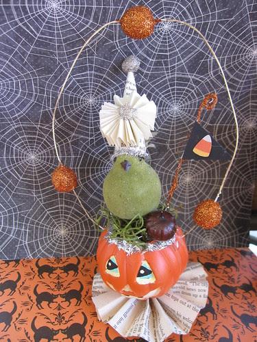 Recycled Halloween! 5