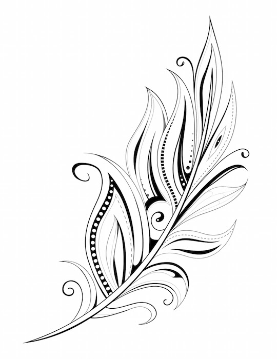 Feather Tattoo Meaning Tattoos With Meaning