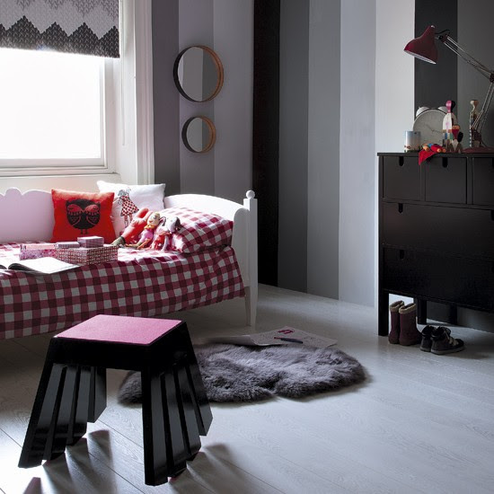 Sophisticated children's bedroom   Kids' bedroom ideas   Image   Housetohome