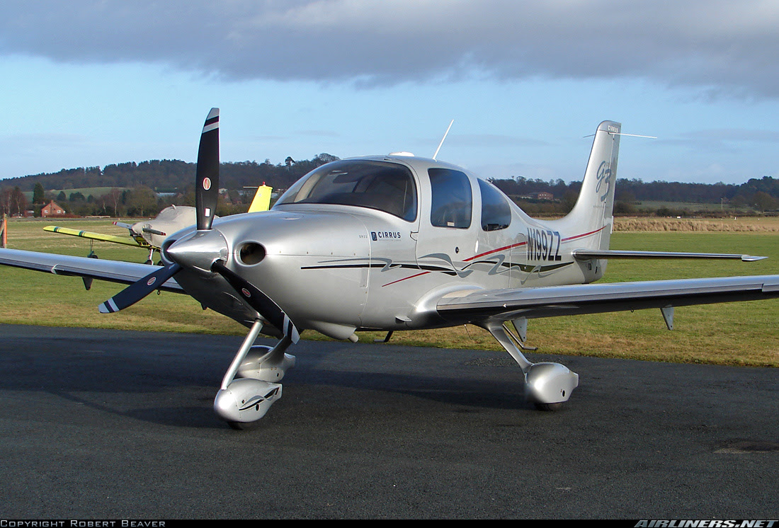 Cirrus SR-22 G3 aircraft picture