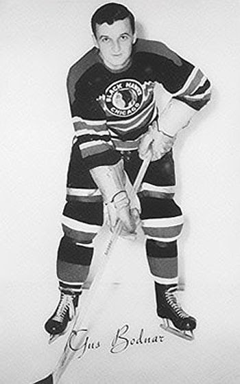 Gus Bodnar Blackhawks photo Gus Bodnar Blackhawks.jpg