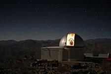 Nuevo telescopio