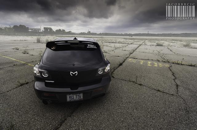 Kyle's MazdaSpeed 3