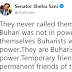 Shehu Sani shades Nigerians who refer to themselves as ''Buharists''