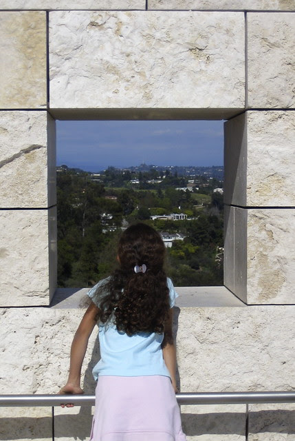 Getty Window Triptych (1)