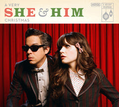 PRE-ORDER A Very She & Him Christmas (CD/LP)