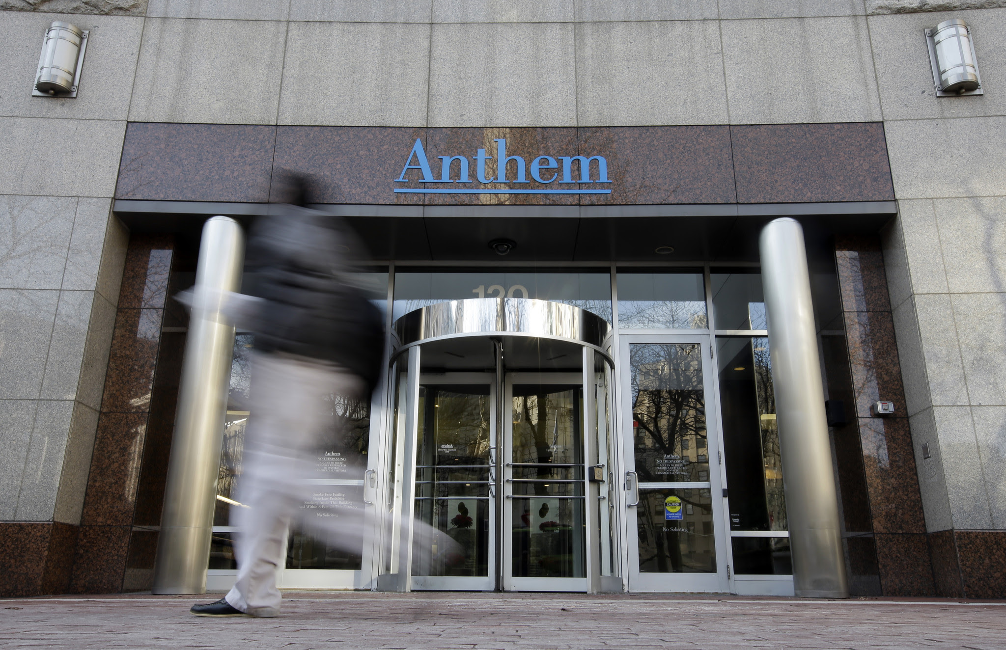 Anthem providing free credit monitoring to anyone affected ...