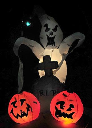 Spooked Pumpkins