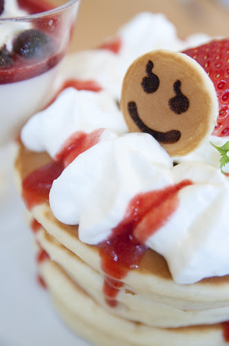 Very Berry Pancakes, Pancake Days, Harajuku