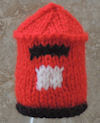 Innocent Smoothies Big Knit Hat Patterns Post Box