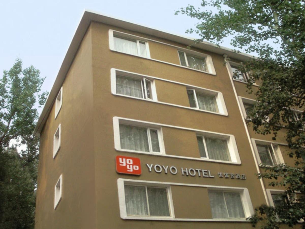 Beijing Yoyo Hotel Reviews