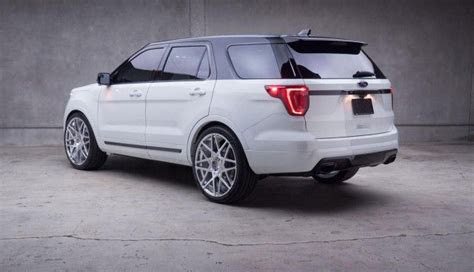 ford explorer release date   price