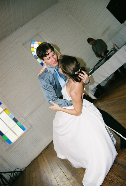 wedding dip