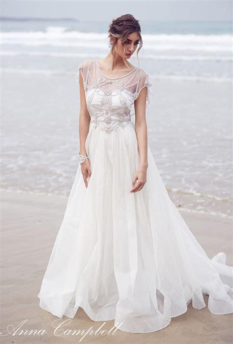 Glam Beach Wedding Dresses Archives   Weddings Romantique