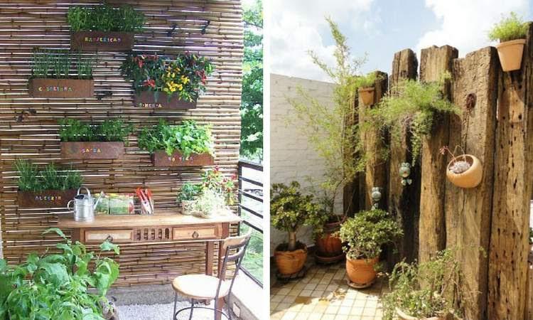 Como decorar uma casa com jardim de inverno na vertical