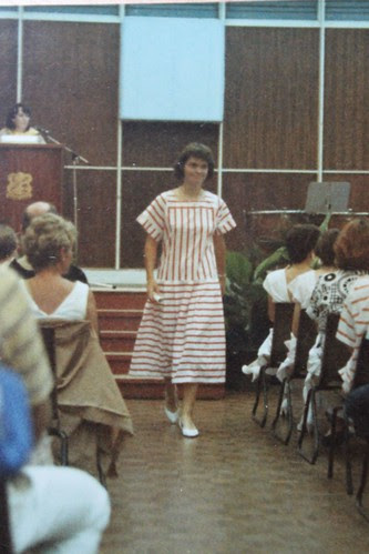 Senior speech night - 1986
