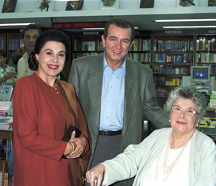 Mauro Moretti foi o personagem de Umberto Magnani em 'História de Amor' (1996) (Foto: TV Globo)