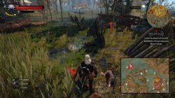 Witcher 3 campo de batalha saque 1
