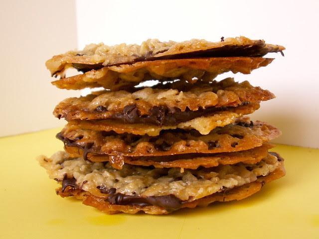 Florentine Cookies