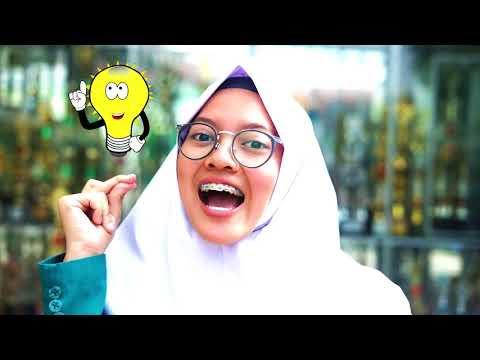 Siswa MAN 2 Tasikmalaya mengikuti Kompetisi Vlog Tahun 2018