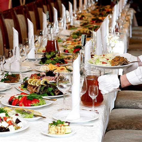 Luceys Good Food Wedding Planning and Catering