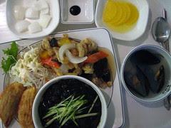 Tangsuyuk and jajjangmyeon seteu. [IMG_3954]