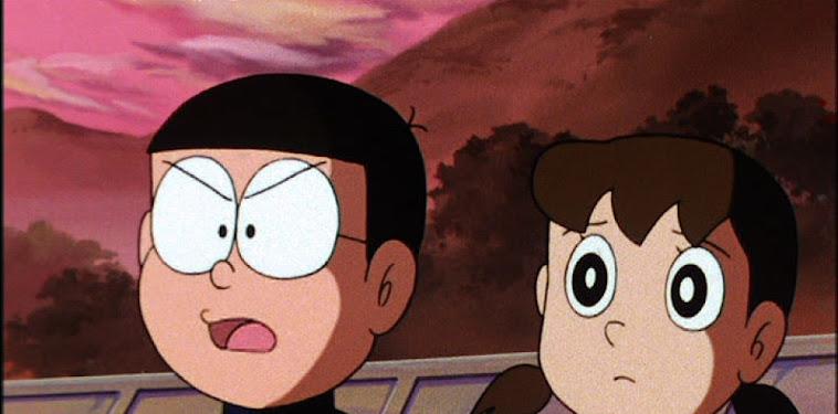 Doraemon Shizuka And Nobita