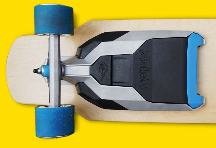 Mellow Electric Skateboard Drive Fits All video