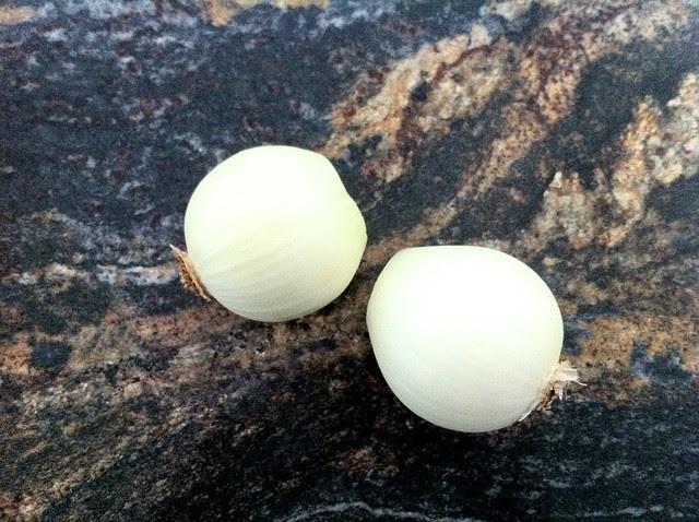 2 Small Onions
