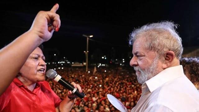 Pesquisa: Fátima e Lula lideram com folga cenário em Mossoró para Governo e Presidência