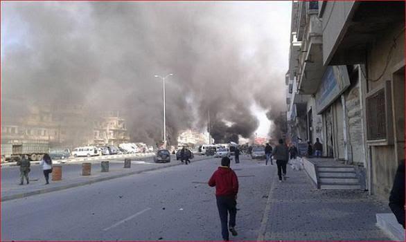 La trêve en Syrie, un piège tendu à la Russie ?  par Valentin Vasilescu
