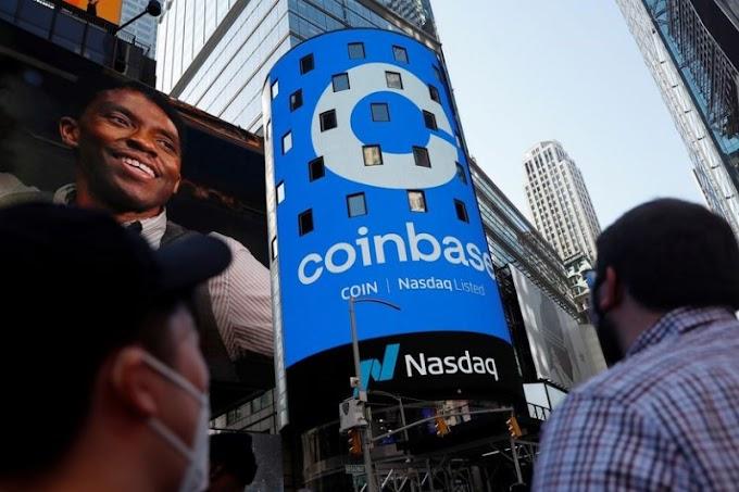 Coinbase lista mais 4 tokens e causa alta nos preços