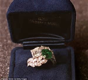 World's most iconic engagement rings from Jackie Kennedy