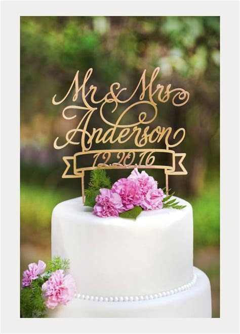 25  best ideas about Wedding cake toppers on Pinterest