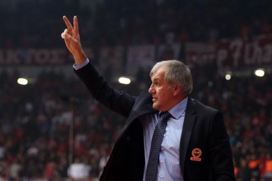 Ομπράντοβιτς: Ο Ολυμπιακός είναι ομάδα με περηφάνια