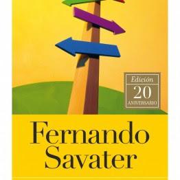 FERNANDO SAVATER. ÉTICA PARA AMADOR. Ariel, 2008