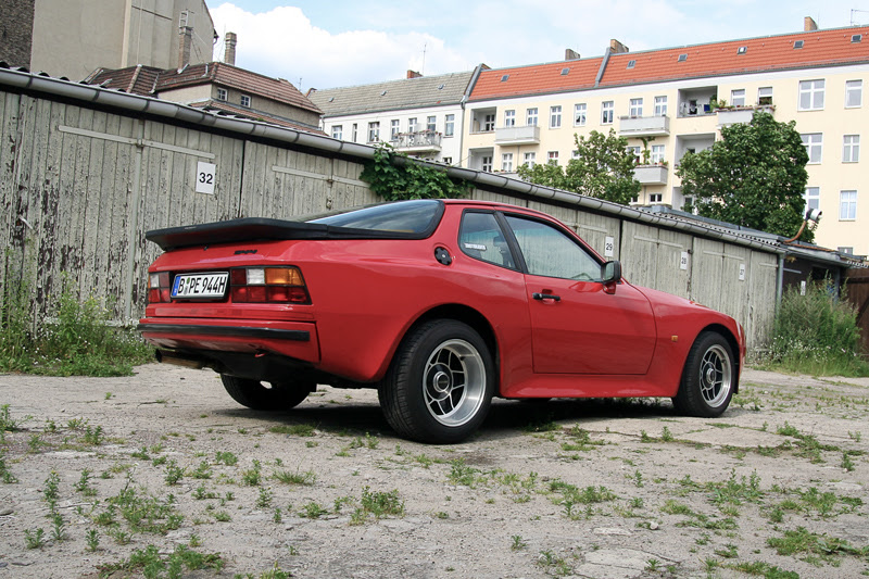 1978 Porsche 924 Improvement On Its Way