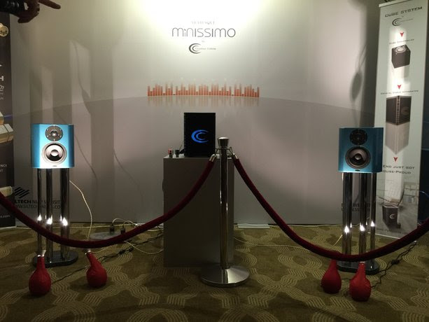 CES 2015: Loudspeakers and Electronics $20k and Up