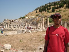 Odeon, Di Dlm Ephesus, Selcuk, Turkey
