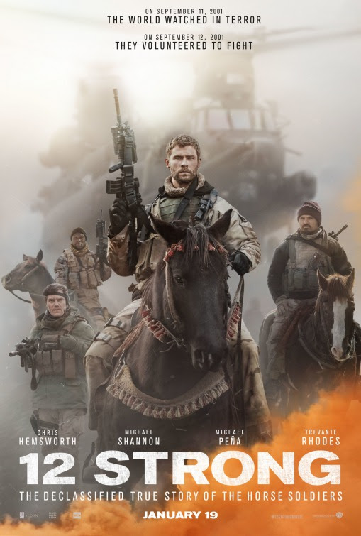 Resultado de imagem para movie poster 12 Strong