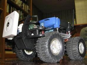 Modem Linksys WRT54G và Wifi Robot với PIC16F628