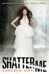 I placed a concur on it at the library lastly when I wasn Review: Shatter Me