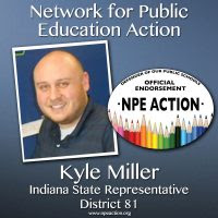 Kyle Miller for Indiana State Representative, District 81