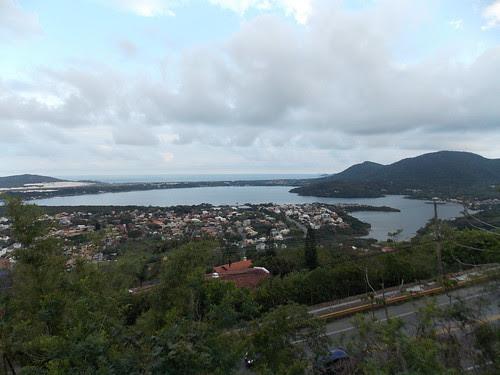 Aspecto parcial da Lagoa da Conceição em Florianópolis-SC (2013). Foto: Santiago Siqueira / www.santiago.pro.br by santiago_pro_br