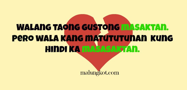 Best Sad English Quotes Tagalog Break Up Quotes Malungkot