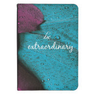 Motivational Quote Be Extraordinary Kindle Case