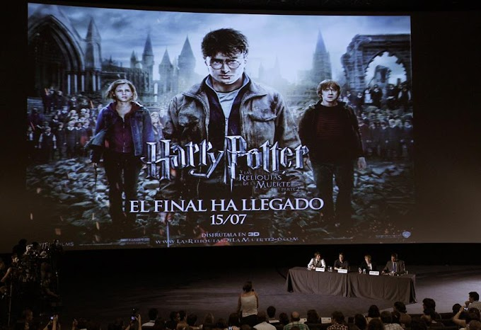 HBO MAX PLANEA UNA SERIE SOBRE «HARRY POTTER»