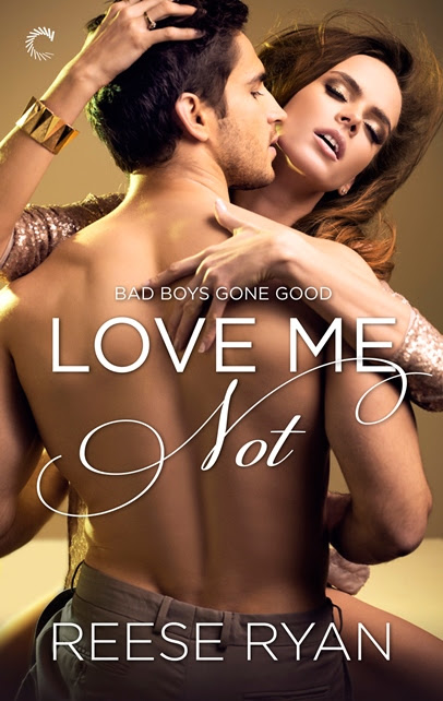 Love Me Not by Reese Ryan available for pre-order.